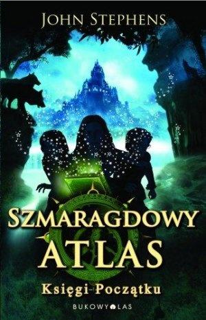 """John Stephens, """"Szmaragdowy atlas"""", przeł. Iwona Michałowska-Gabrych"""