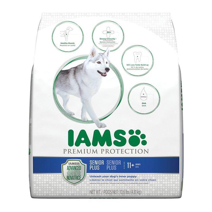Iams premium protection dry dog food new and awesome