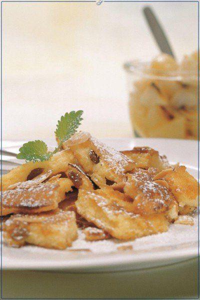 Schuhbeck Apfelpfannkuchen