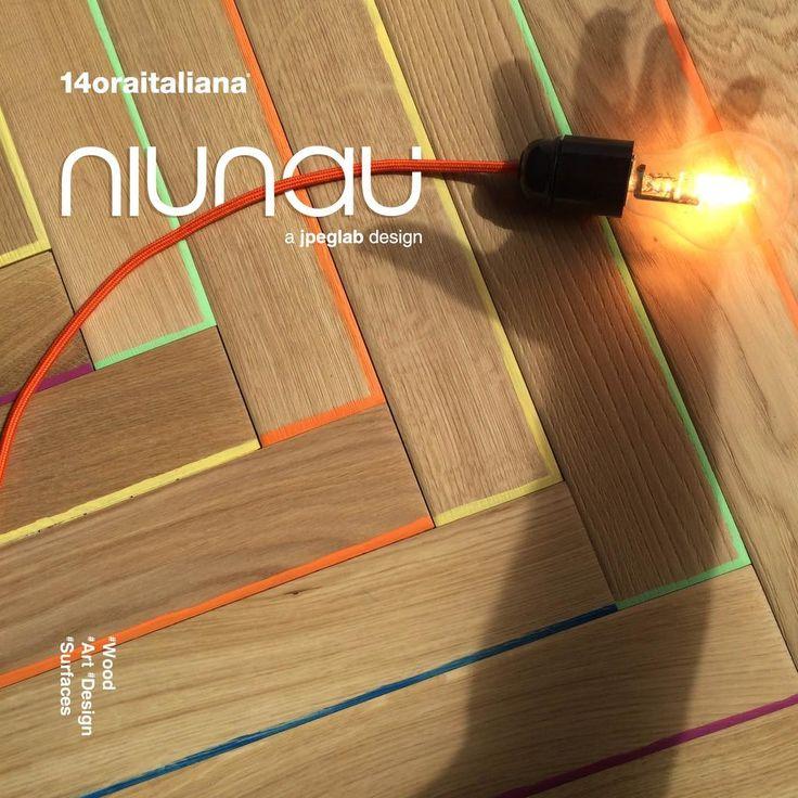 Ai limiti tra #arte e #design , #niunau è #estetizzazione del #parquet