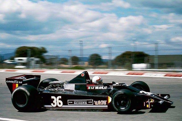 1979 Kauhsen -Ford WK Gianfranco Brancatelli