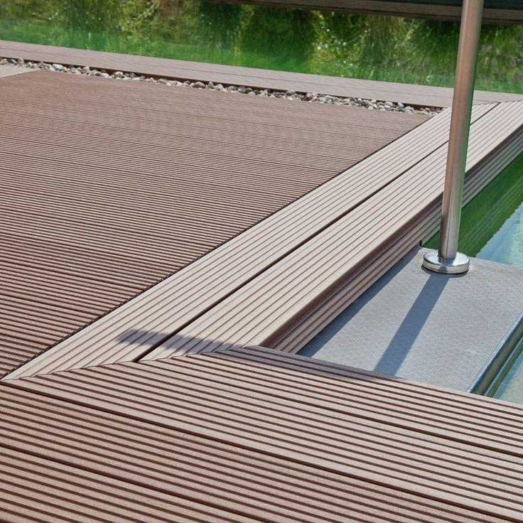 pavimentos exteriores y suelos para terrazas rehau terrazas de ensueo pinterest
