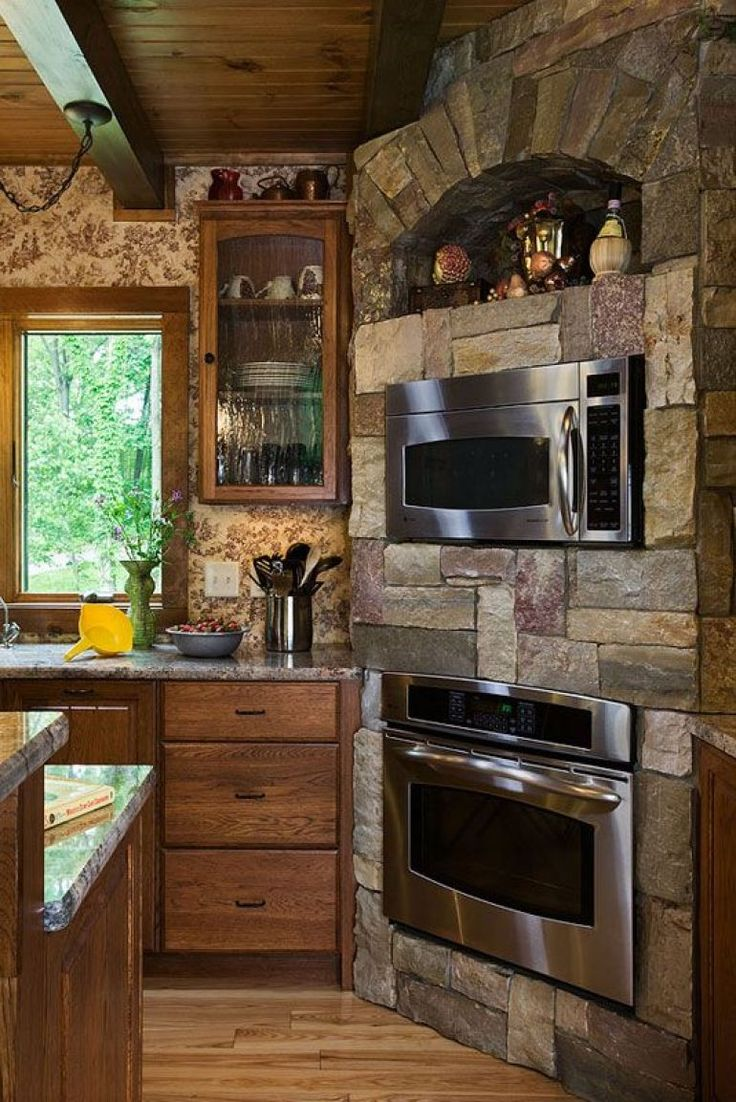 21 Ways to Achieve the Rustic Look in Any Part of Your Home…