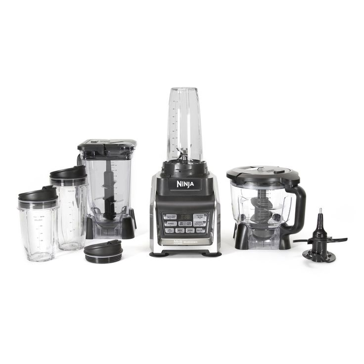 13 Piece Nutri Blender System Set
