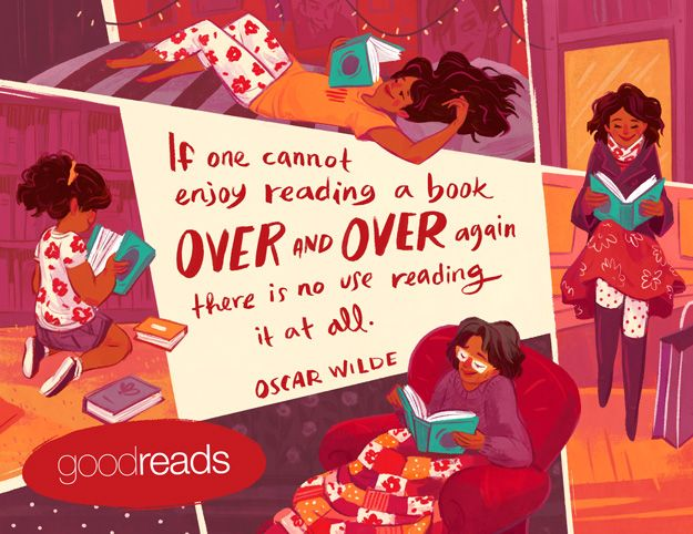 Celebrating the Joy of Rereading a Favorite Book