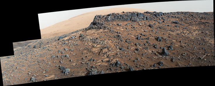 "Diverse composition of mineral veins at the ""Garden City"" site investigated by NASA's Curiosity Mars rover suggests multiple episodes of groundwater activity."