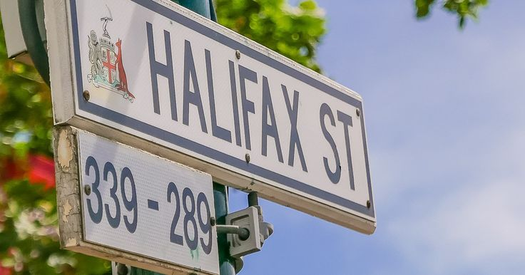 before moving to Adelaide visit halifax street