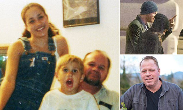 Prince Harry Met Meghan Markle S Dad Couple Are Very Much In Love Meghan Markle Dad Meghan Markle Markle