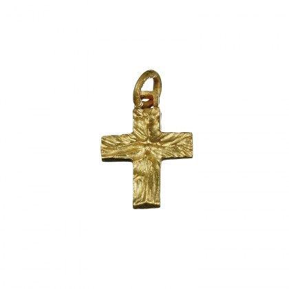 Lapponia Jewelry / Little Cross Charm / Design: Björn Weckström