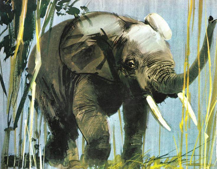 The Retro/Vintage Scan Emporium: Animal attraction