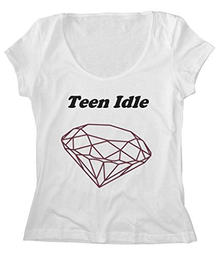Women's Scoop Neck Marina  Teen Idle_FREE SHIP_LOW PRICE_100%Cotton http://www.amazon.com/dp/B016K5JE3M/ref=cm_sw_r_pi_dp_GSDfxb071FNE3