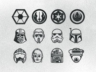 star wars iconography