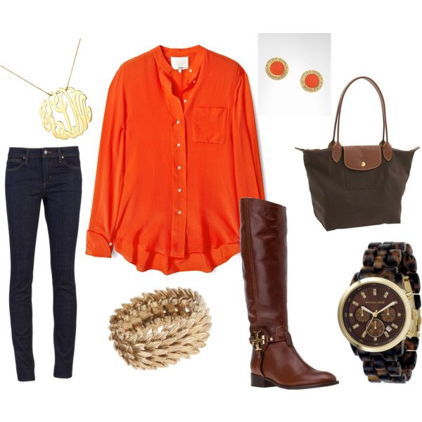 This is pretty close to what I wore yesterday minus the boots since it's summer.