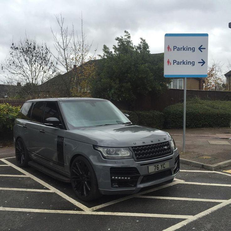 Yiannimize Range Rover Nardo Grey Wrap Biggest