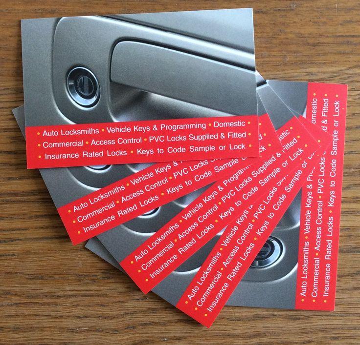 Domestic commercial auto locksmith phone 02890 741418