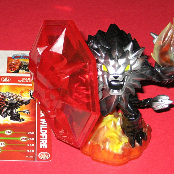 meet the skylanders wildfire pic