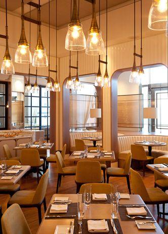 121 best restaurant lighting ideas images on pinterest - Commercial kitchen lighting design ...