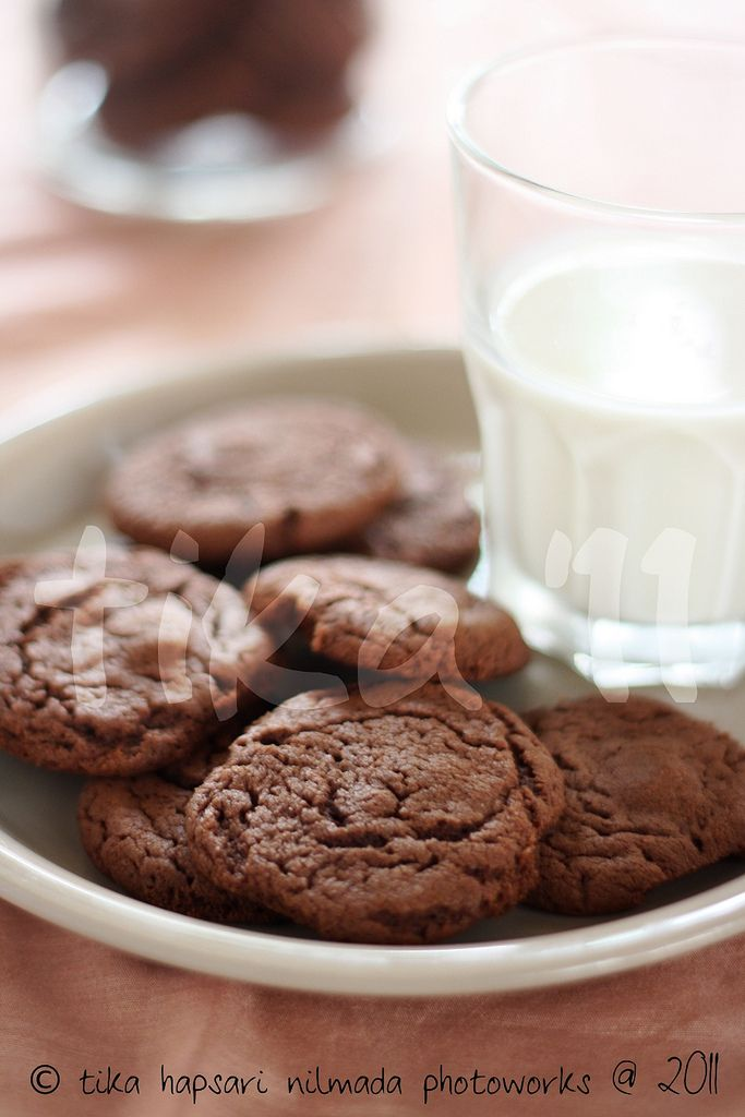 Jamie Oliver's Chocolate biscuits