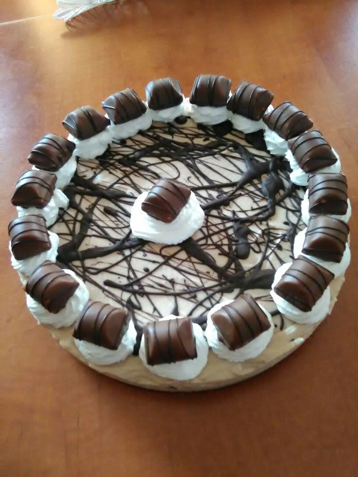Kinder bueno torta