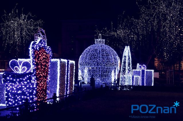 [fot. M. Matysiak] #poznan #christmas