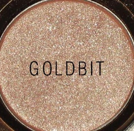 MAC Cosmetics Neutral Eyeshadow- Goldbit