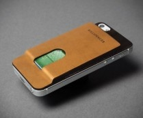 Apple iPhone 5 Card Carrier Case by Killspencer