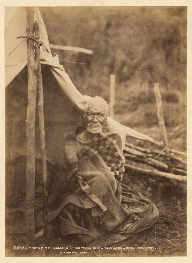 Tōpine Te Mamaku | NZHistory, New Zealand history online