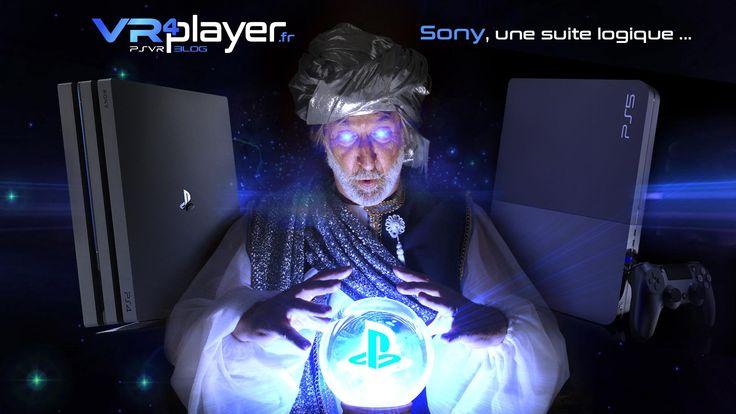 #PlayStationVR #PSVR #Sony PlayStation 5 : Notre dossier Vidéo sur la prochaine console de salon de Sony. https://www.vrplayer.fr/playstation-5-dossier-video-prochaine-console-de-salon-de-sony/