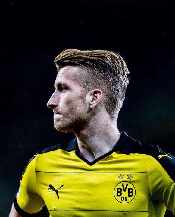 Marco Reus registra 7 goles y 1 asistencia en 9 partidos disputados en la presente Bundesliga con BVB. Referente.