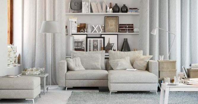 Making of white living room - Tip of the Week - Evermotion.org