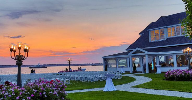 Wychmere Beach Club in Harwich Port, Massachusetts.