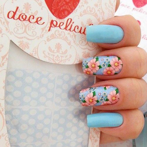 Feita por mim em Mim. Com película da @docepelicula e #esmaltetop da @divacosmetics Esmalte Cremoso Carol. http://decoraciondeunas.com.mx #moda, #fashion, #nails, #like, #uñas, #trend, #style, #nice, #chic, #girls, #nailart, #inspiration, #art, #pretty, #cute, uñas decoradas, estilos de uñas, uñas de gel, uñas postizas, #gelish, #barniz, esmalte para uñas, modelos de uñas, uñas decoradas, decoracion de uñas, uñas pintadas, barniz para uñas, manicure, #glitter, gel nails, fashion nails, ...