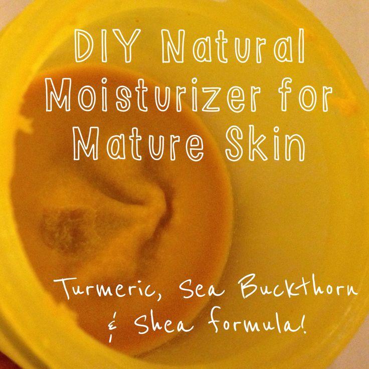 ood Face Cream for Mature Skin: A Natural Shea Based Recipe