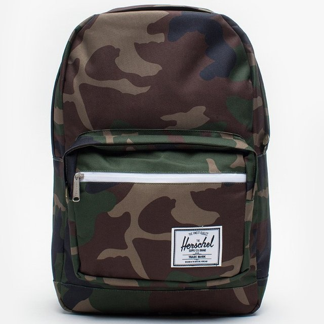 Fancy - Camo Pop Quiz Bag by Herschel Supply Co