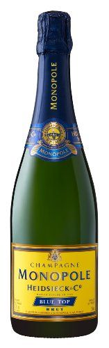 Heidsieck Monopole Blue Top Brut Champagne NV 75 cl