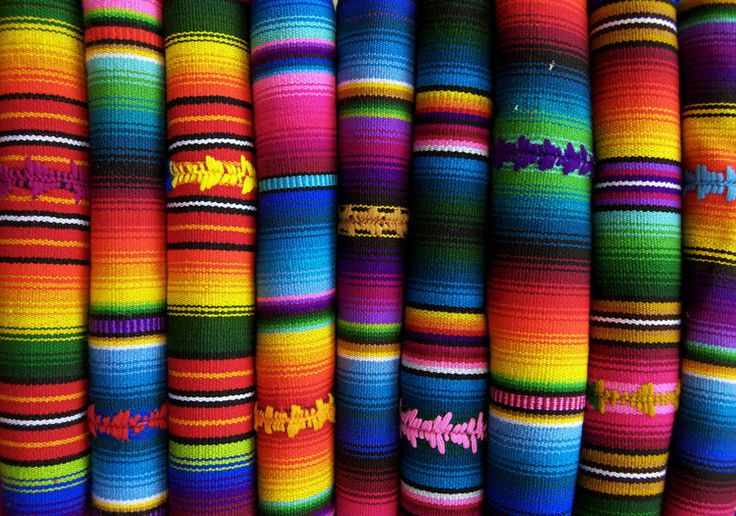 Textiles mexicains
