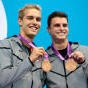 American Medal Winners of London Olympics 2012 - Road Runner -   Kristian Ipsen & Troy Dumais