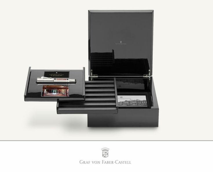 Each writing instrument is individually numbered and comes in a highly polished, deep-black wooden case. It includes a certificate personally signed by the Director of the Amber Workshop, Boris Igdalov, attesting to the authenticity of the Russian gemstones.  The wooden case can also be used as a collector's case because a second insert has room for an additional six writing instruments. #fountainpen