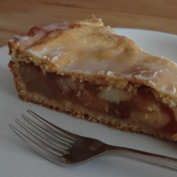 Rezept Omis Gedeckter Apfelkuchen von Mimikatze - Rezept der Kategorie Backen süß