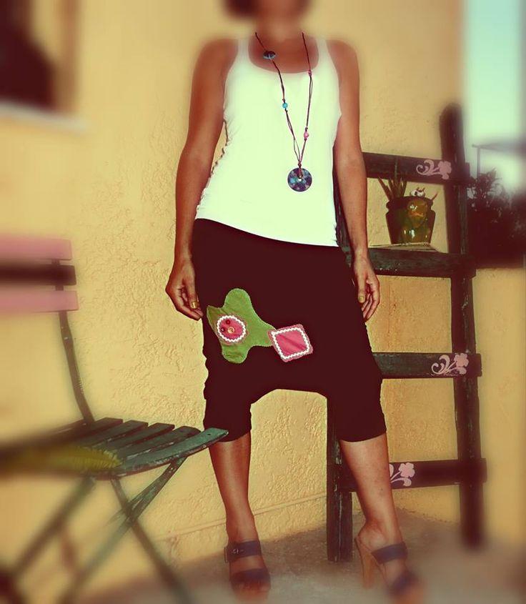 #handmade #harempants #Bohostyle #hippielook #gypsystyle #baggypants #aladdinpants #yogapants