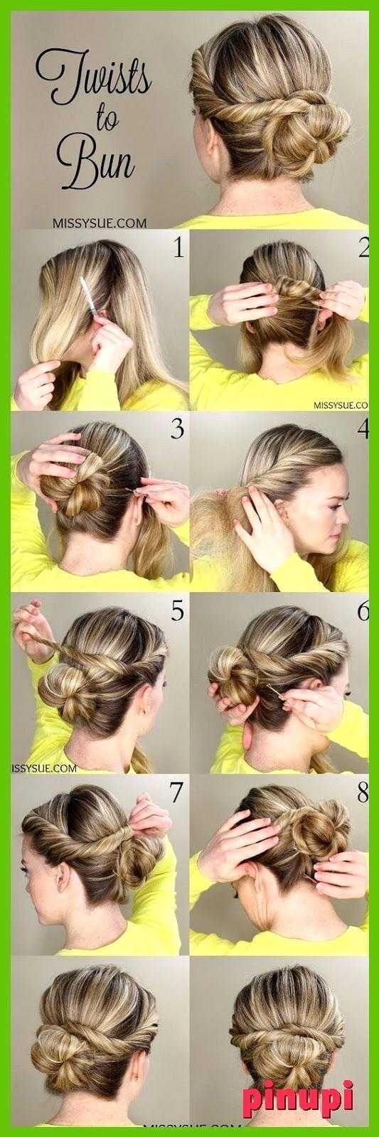 Découvrez notre collection de coiffures faciles étape par étape bricolage Vous obtiendrez des coiffures tutoriels étape par étape coiffures faciles hacks cheveux paresseux fille