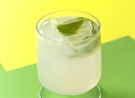 Gimlet Cocktail   1 1/2 cups vodka or gin   3/4 cup fresh lime juice   3/4 cup simple syrup   Ice  6 strips lime zest (optional) $  Preparation    In a pitcher or large measuring cup, combine vodka, lime juice, and simple syrup. Fill 6 glasses with ice and pour 1/2 cup gimlet into each one. Garnish with lime zest if you like. Serve immediately.