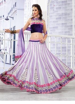 Fashion with Beauty 9413A  http://www.angelnx.com/Lehenga-Choli