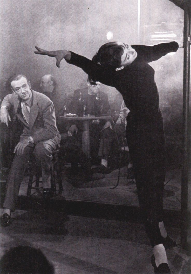 """aaron-symons: """" Audrey Hepburn and Fred Astaire in Funny Face Photographs by Bill Avery """""""