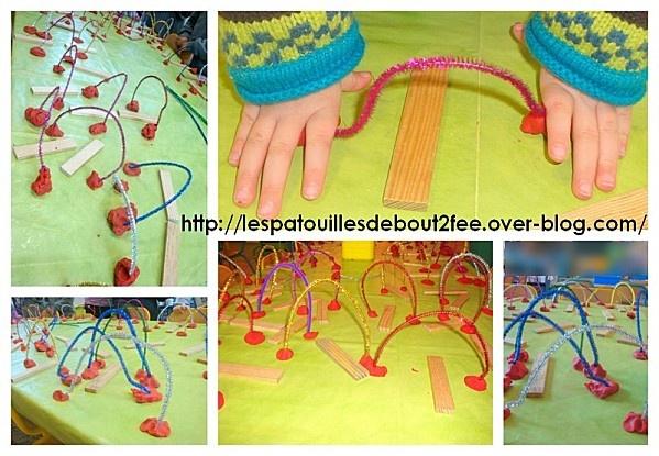GRAPHISME - Les ponts en… - Peindre avec des… - Traits verticaux en… - Des lignes, encore… - Encore des lignes - Encore des lignes - Les petits bout 2 fee