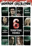 Horror Collection Extravaganza: 6 Terrifying Movies [2 Discs] [DVD], 18607123