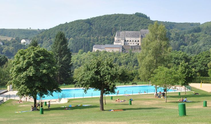 Swimming Pool Vianden Luxembourg www.mylittlelxry.com