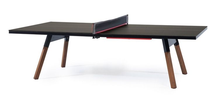CONVERTABLE YOU AND ME PING PONG TABLE - ridiculous but enticing