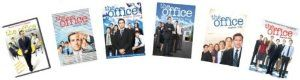 The Office - Complete Seasons 1-6 [DVD] (Season 1 2 3 4 5 6): Rainn Wilson, John Krasinski, Jenna Fischer, B.J. Novak, Leslie David Baker, Brian Baumgartner, Angela Kinsey, Phyllis Smith, Kate Flannery, Mindy Kaling, Creed Bratton, Steve Carell: