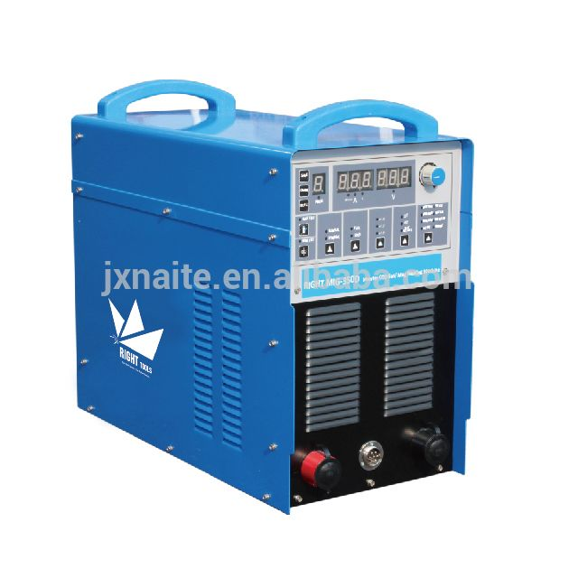Industry Use Digital IGBT Inverter DC MIG MAG 350a Co2 Welding Machine